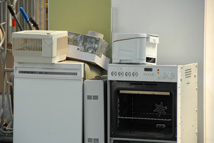 Dienstleistung Geräte + Elektrogeräte
